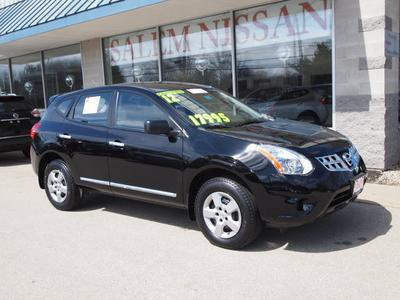 2012 Nissan Rogue S SUV for sale in Salem for $17,995 with 35,707 miles.