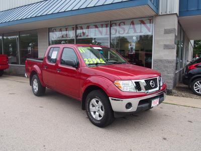 2011 Nissan Frontier SV Crew Cab Pickup for sale in Salem for $23,995 with 25,620 miles.