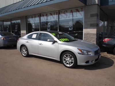 2011 Nissan Maxima S Sedan for sale in Salem for $23,995 with 34,160 miles.