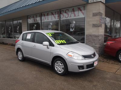 2012 Nissan Versa 1.8 S Hatchback for sale in Salem for $12,995 with 30,922 miles.