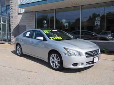 2012 Nissan Maxima SV Sedan for sale in Salem for $25,495 with 22,224 miles.