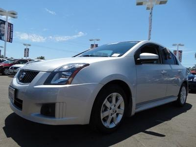 2011 Nissan Sentra 2.0 SR Sedan for sale in Escondido for $13,995 with 54,558 miles.
