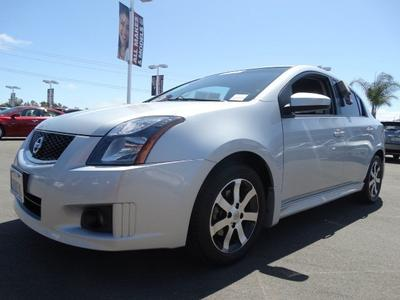 2012 Nissan Sentra 2.0 SR Sedan for sale in Escondido for $15,995 with 45,561 miles.