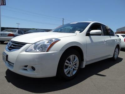 2012 Nissan Altima 2.5 S Sedan for sale in Escondido for $18,995 with 34,260 miles.