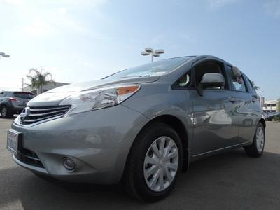 2014 Nissan Versa Note SV Hatchback for sale in Escondido for $15,995 with 3,341 miles.