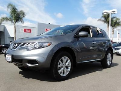 2013 Nissan Murano SUV for sale in Escondido for $23,995 with 23,284 miles.