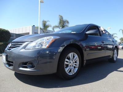 2012 Nissan Altima 2.5 S Sedan for sale in Escondido for $17,495 with 21,277 miles.