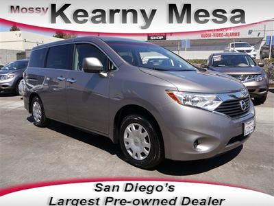 2011 Nissan Quest S Minivan for sale in San Diego for $19,988 with 44,350 miles.