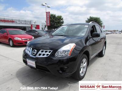 2011 Nissan Rogue SV SUV for sale in San Marcos for $21,797 with 28,657 miles.