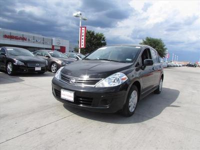 2012 Nissan Versa 1.8 S Hatchback for sale in San Marcos for $12,498 with 42,496 miles.