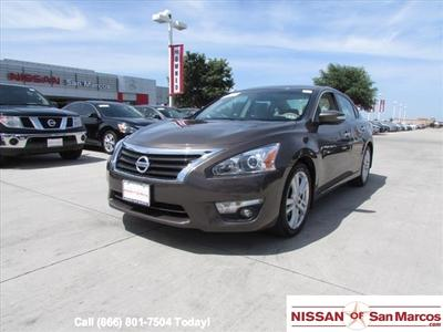 2013 Nissan Altima 3.5 SV Sedan for sale in San Marcos for $22,988 with 17,407 miles.