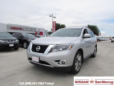 2013 Nissan Pathfinder Platinum SUV for sale in San Marcos for $32,987 with 17,150 miles.