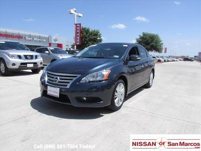 2013 Nissan Sentra SL Sedan for sale in San Marcos for $20,988 with 12,652 miles.