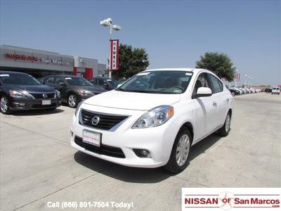 2014 Nissan Versa 1.6 SV Sedan for sale in San Marcos for $14,694 with 7,483 miles.
