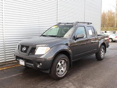 2012 Nissan Frontier Crew Cab Pickup for sale in Everett for $29,877 with 18,920 miles.