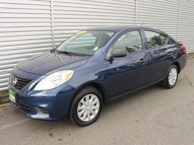 2012 Nissan Versa Sedan for sale in Everett for $11,995 with 13,350 miles.