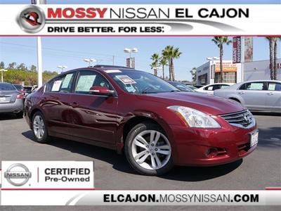 2011 Nissan Altima 3.5 SR Sedan for sale in El Cajon for $18,980 with 24,649 miles.