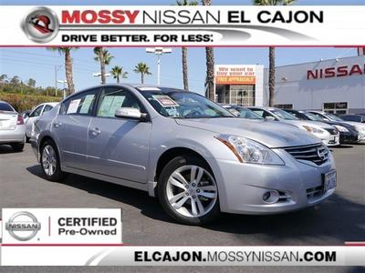 2012 Nissan Altima 3.5 SR Sedan for sale in El Cajon for $20,995 with 48,117 miles.