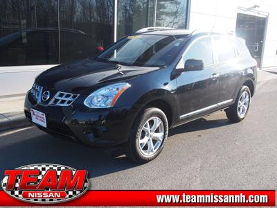 2011 Nissan Rogue SV SUV for sale in Manchester for $20,994 with 26,663 miles.