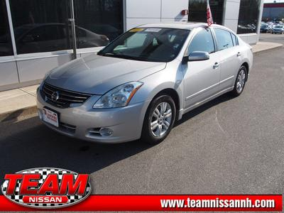2011 Nissan Altima 2.5 SL Sedan for sale in Manchester for $16,000 with 42,136 miles.