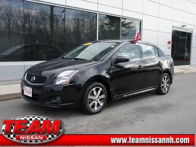 2012 Nissan Sentra 2.0 SR Sedan for sale in Manchester for $14,800 with 34,000 miles.
