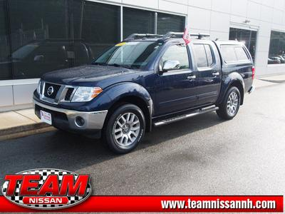 2010 Nissan Frontier LE Crew Cab Pickup for sale in Manchester for $21,760 with 57,977 miles.