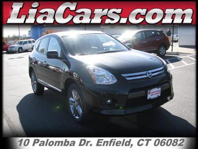 2011 Nissan Rogue Krom SUV for sale in Enfield for $18,494 with 38,709 miles.