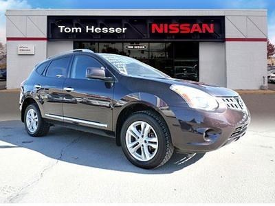 2012 Nissan Rogue SV SUV for sale in Scranton for $18,995 with 40,041 miles.