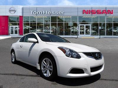 2011 Nissan Altima 2.5 S Coupe for sale in Scranton for $18,999 with 23,366 miles.