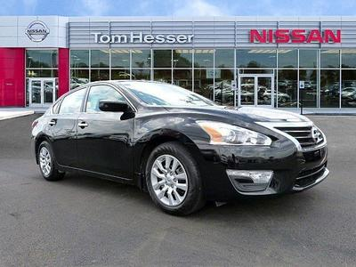 2013 Nissan Altima 2.5 S Sedan for sale in Scranton for $16,999 with 7,828 miles.