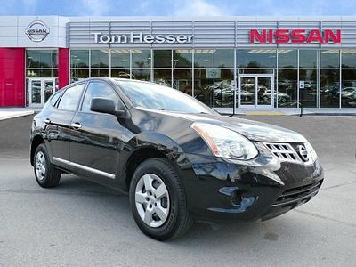 2012 Nissan Rogue S SUV for sale in Scranton for $17,995 with 22,749 miles.