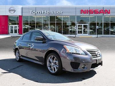 2013 Nissan Sentra SR Sedan for sale in Scranton for $20,999 with 4,249 miles.
