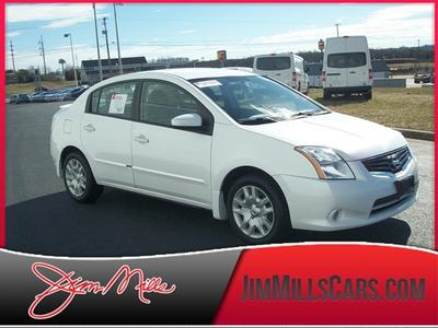 2011 Nissan Sentra 2.0 Sedan for sale in Ridgeway for $13,565 with 43,364 miles.
