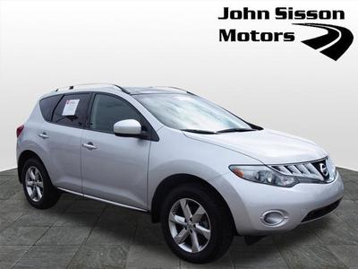 2010 Nissan Murano SL SUV for sale in Washington for $21,921 with 50,299 miles.