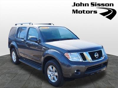 2012 Nissan Pathfinder S SUV for sale in Washington for $26,921 with 15,526 miles.