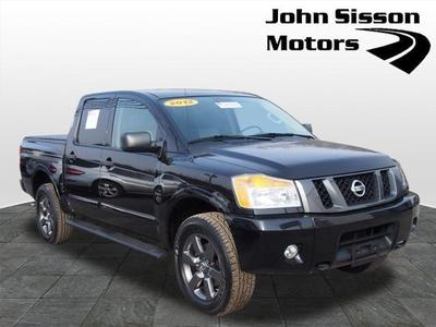 2012 Nissan Titan SV Crew Cab Pickup for sale in Washington for $29,921 with 23,035 miles.