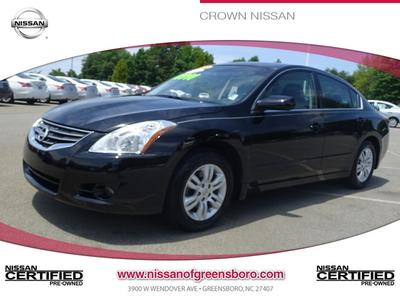 2012 Nissan Altima 2.5 Sedan for sale in Greensboro for $16,584 with 22,073 miles.
