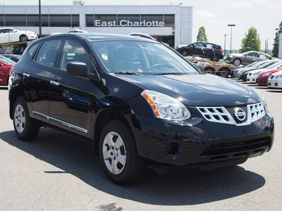 2013 Nissan Rogue S SUV for sale in Charlotte for $16,621 with 22,691 miles.