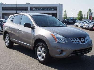 2012 Nissan Rogue S SUV for sale in Charlotte for $16,203 with 27,179 miles.