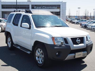 2010 Nissan Xterra SE SUV for sale in Charlotte for $19,079 with 39,636 miles.