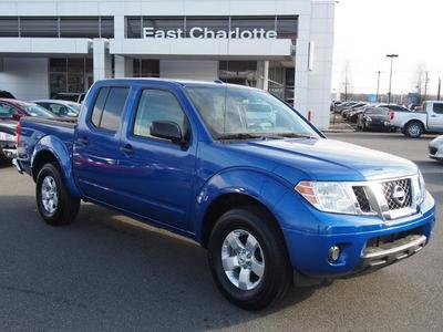 2012 Nissan Frontier SV Crew Cab Pickup for sale in Charlotte for $19,911 with 39,645 miles.