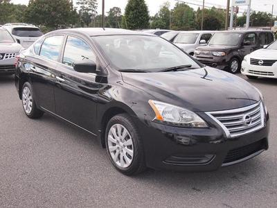 2013 Nissan Sentra SV Sedan for sale in Charlotte for $16,518 with 7,043 miles.
