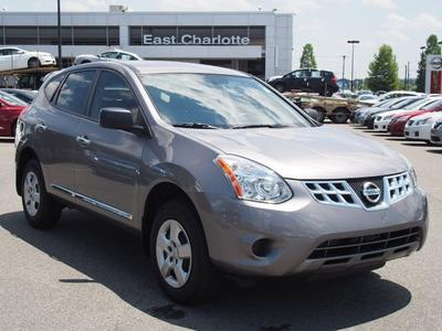 2013 Nissan Rogue S SUV for sale in Charlotte for $18,973 with 4,239 miles.