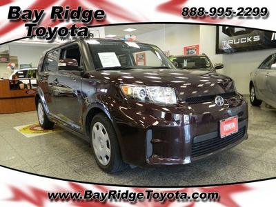 2012 Scion XB Base Wagon for sale in Brooklyn for $14,469 with 23,000 miles.