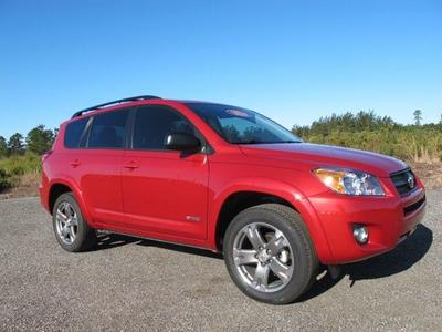 2012 Toyota RAV4 Sport SUV for sale in Myrtle Beach for $21,900 with 39,270 miles.