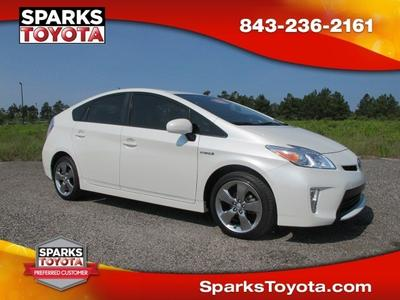 2013 Toyota Prius Hatchback for sale in Myrtle Beach for $23,500 with 22,019 miles.