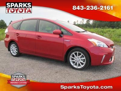 2013 Toyota Prius V Wagon for sale in Myrtle Beach for $23,900 with 24,101 miles.