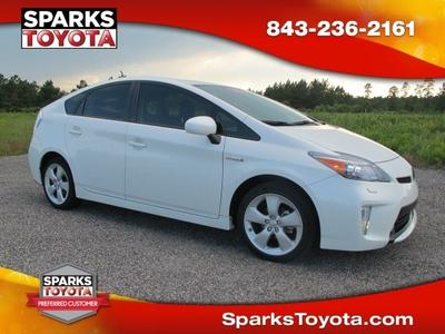 2012 Toyota Prius Five Hatchback for sale in Myrtle Beach for $22,100 with 26,333 miles.