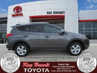 2013 Toyota RAV4 SUV for sale in Kenner for $22,900 with 10,725 miles.