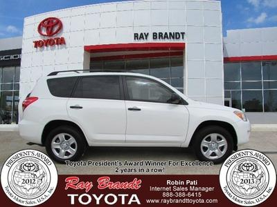 2012 Toyota RAV4 Base SUV for sale in Kenner for $21,200 with 18,089 miles.